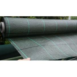 Telo Tessuto Teli Tela Pacciamatura Antiradice Rotolo Verde Extra Qualità 1,57x100 m